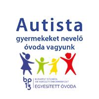 autista kitűző